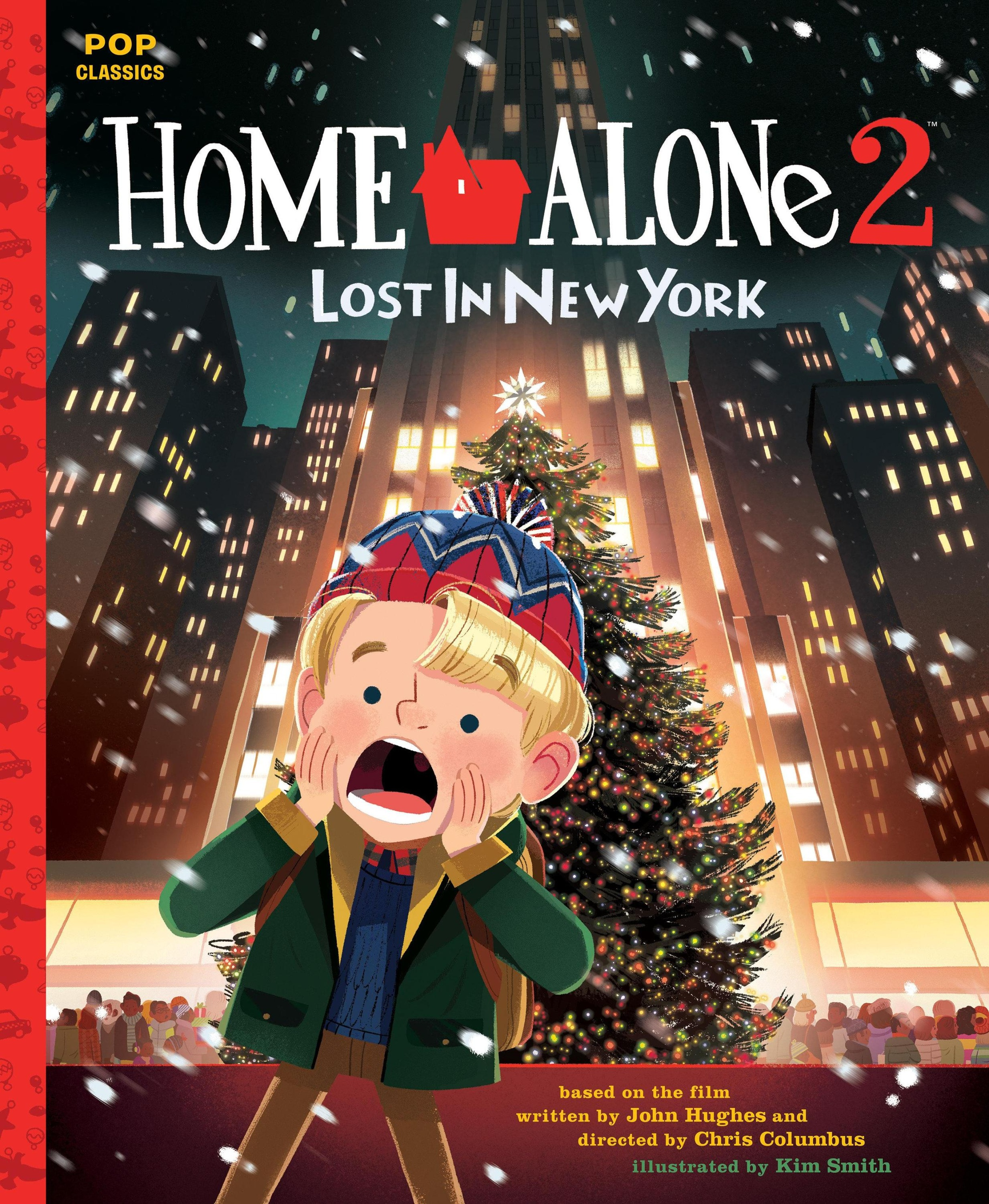 Home Alone 20 Lost in New York