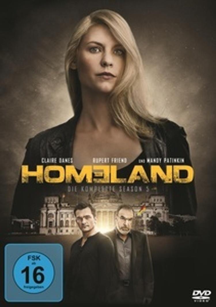 Homeland   Die komplette Season 20