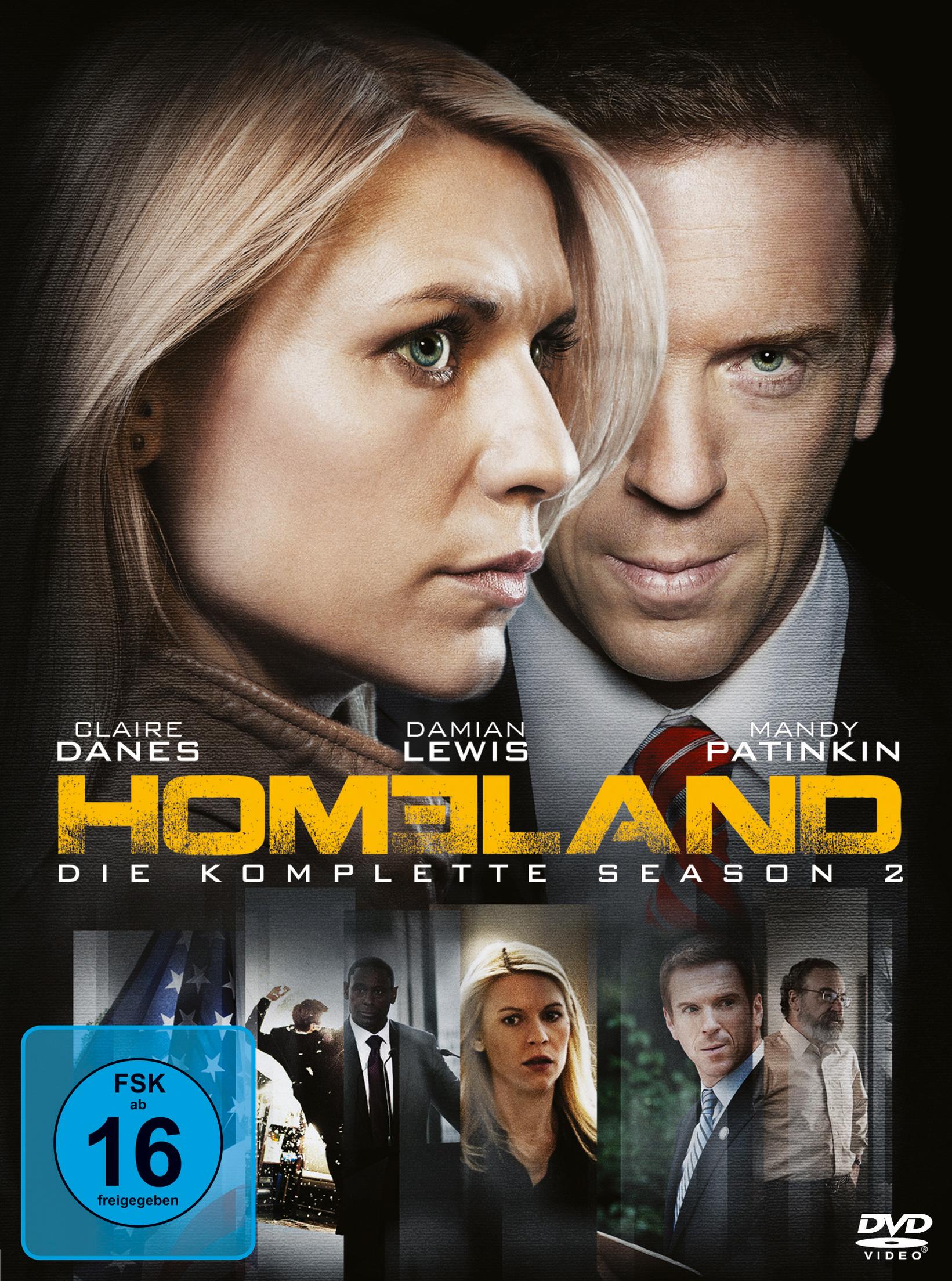 Homeland   Season 20