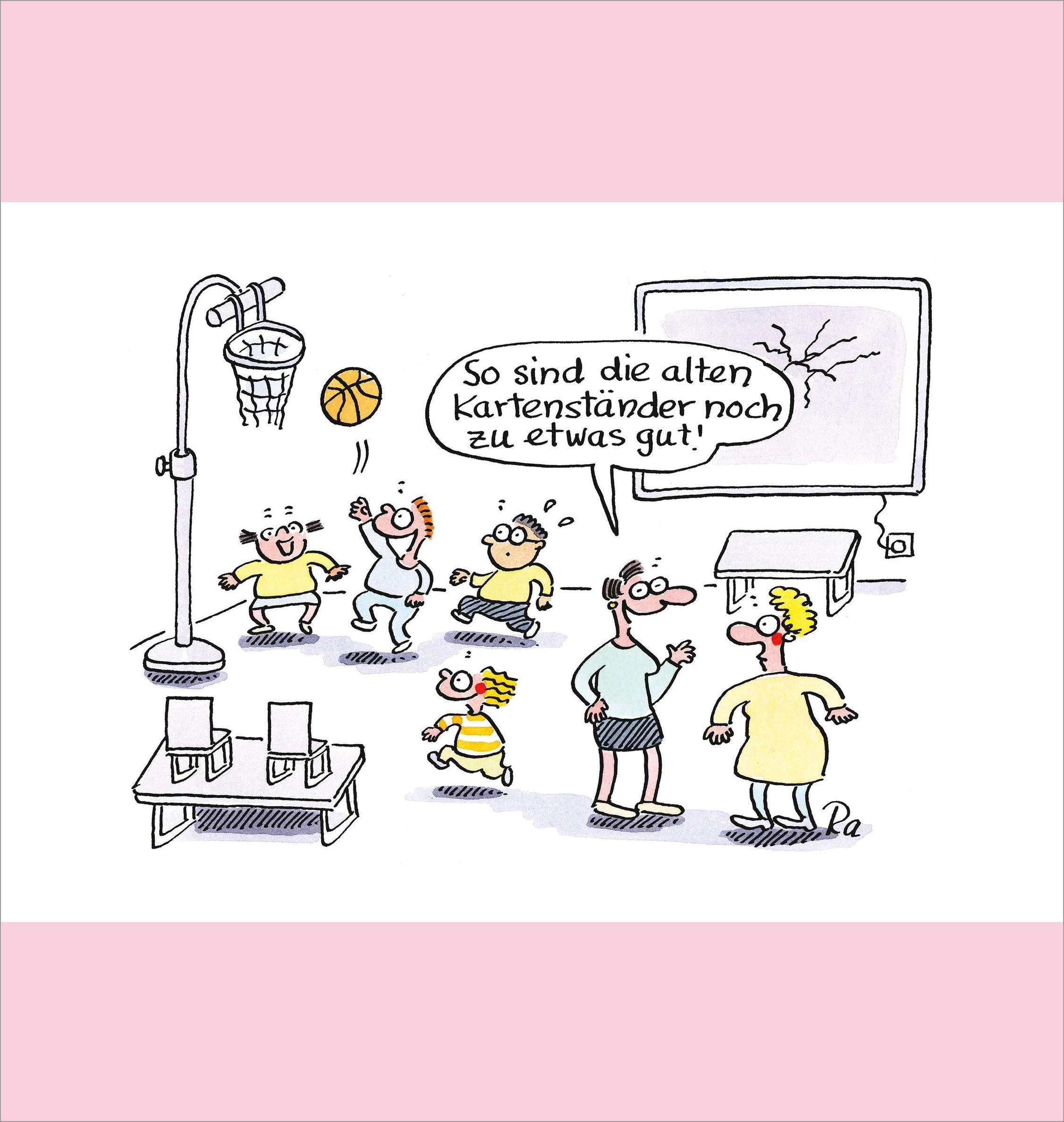 Erzieherinnen Witze Cartoons