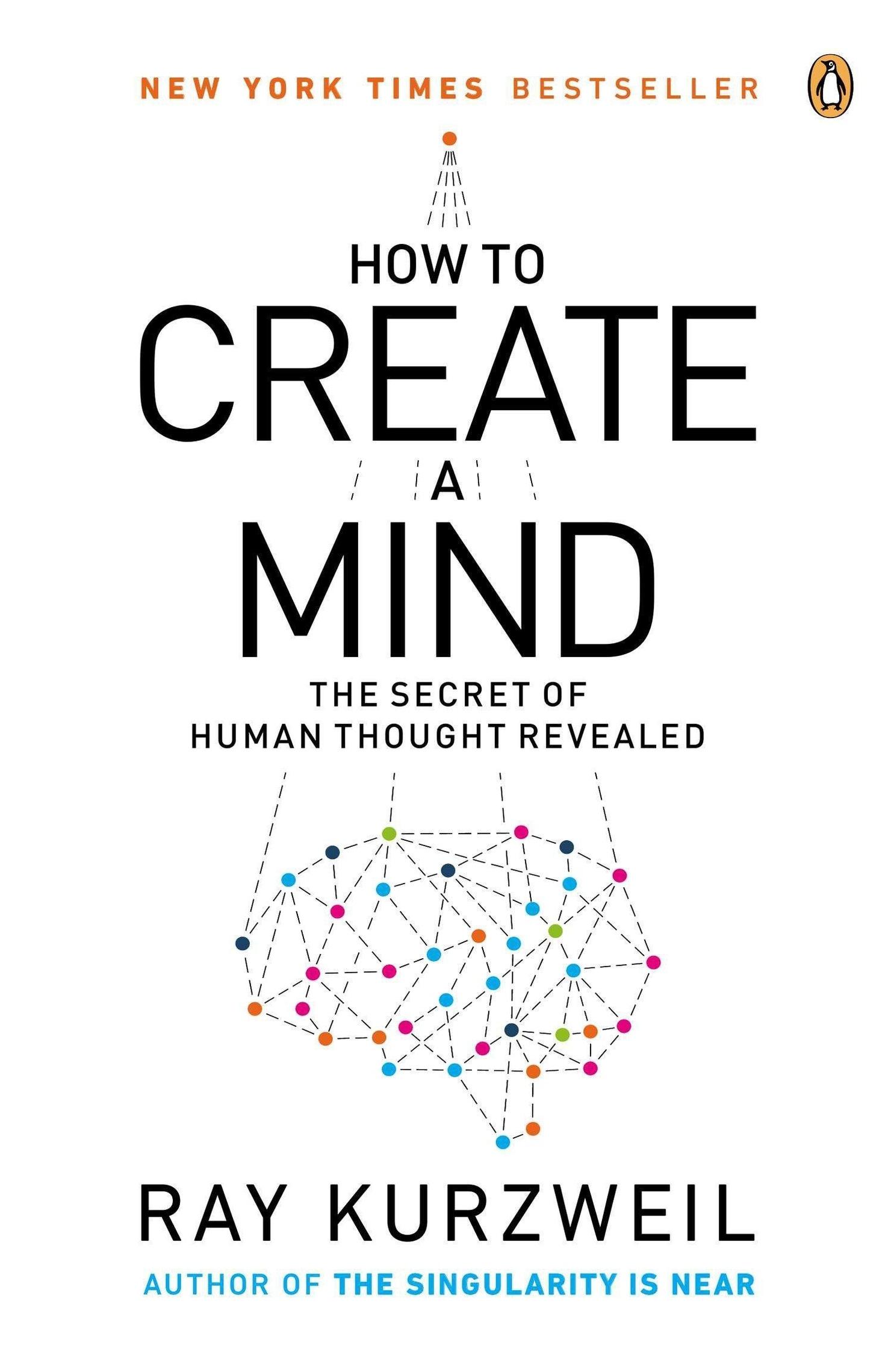 How to Create a Mind Buch von Ray Kurzweil versandkostenfrei ...