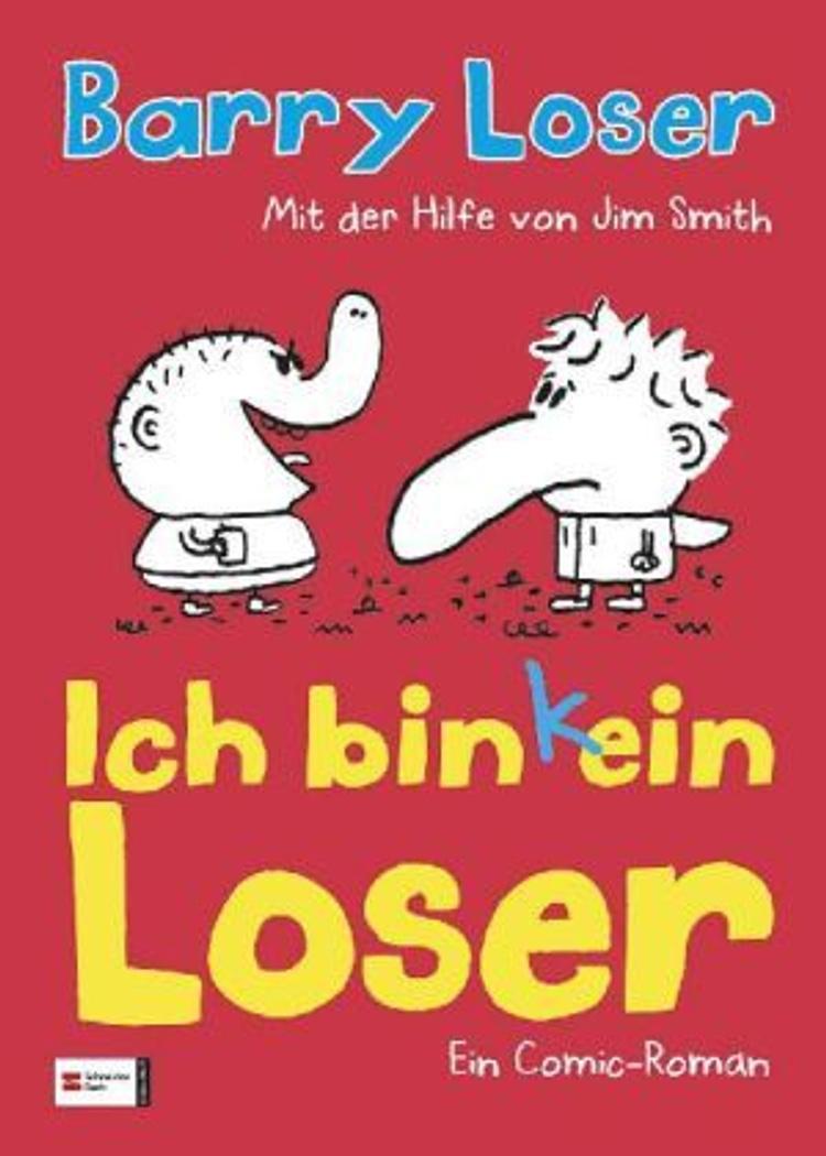 Ich bin k ein Loser Bd.1 Buch von Barry Loser