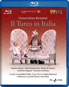 Image of Il Turco In Italia