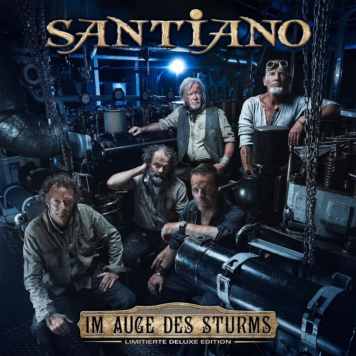Im Auge des Sturms Limitierte Deluxe Edition von Santiano