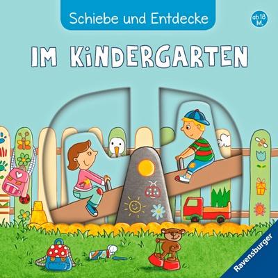 Im Kindergarten - Sandra Grimm