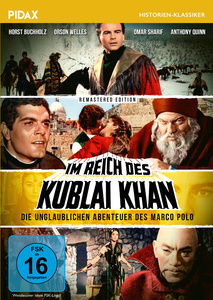 Image of Im Reich des Kublai Khan - Die unglaublichen Abenteuer des Marco Polo