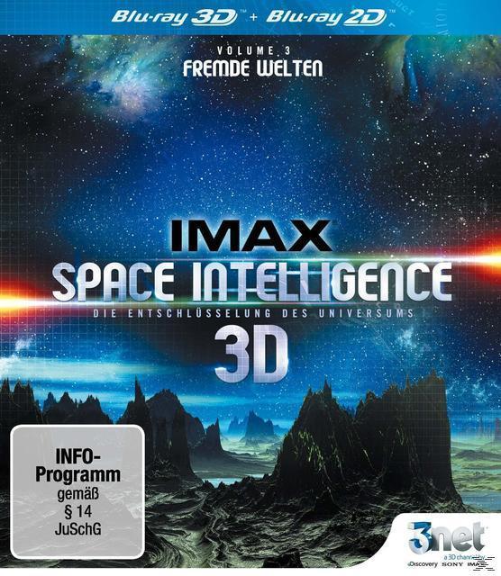 Image of IMAX Space Intelligence 3D Vol. 3: Fremde Welten - Die Entschlüsselung des Universums
