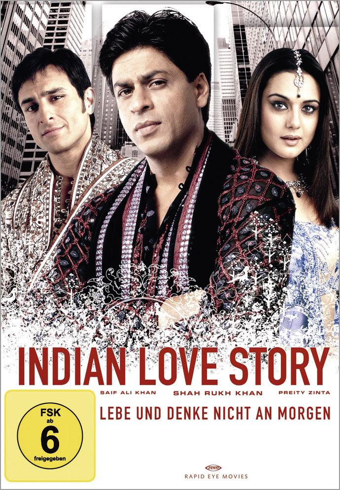 Image of Indian Love Story: Lebe und denke nicht an morgen
