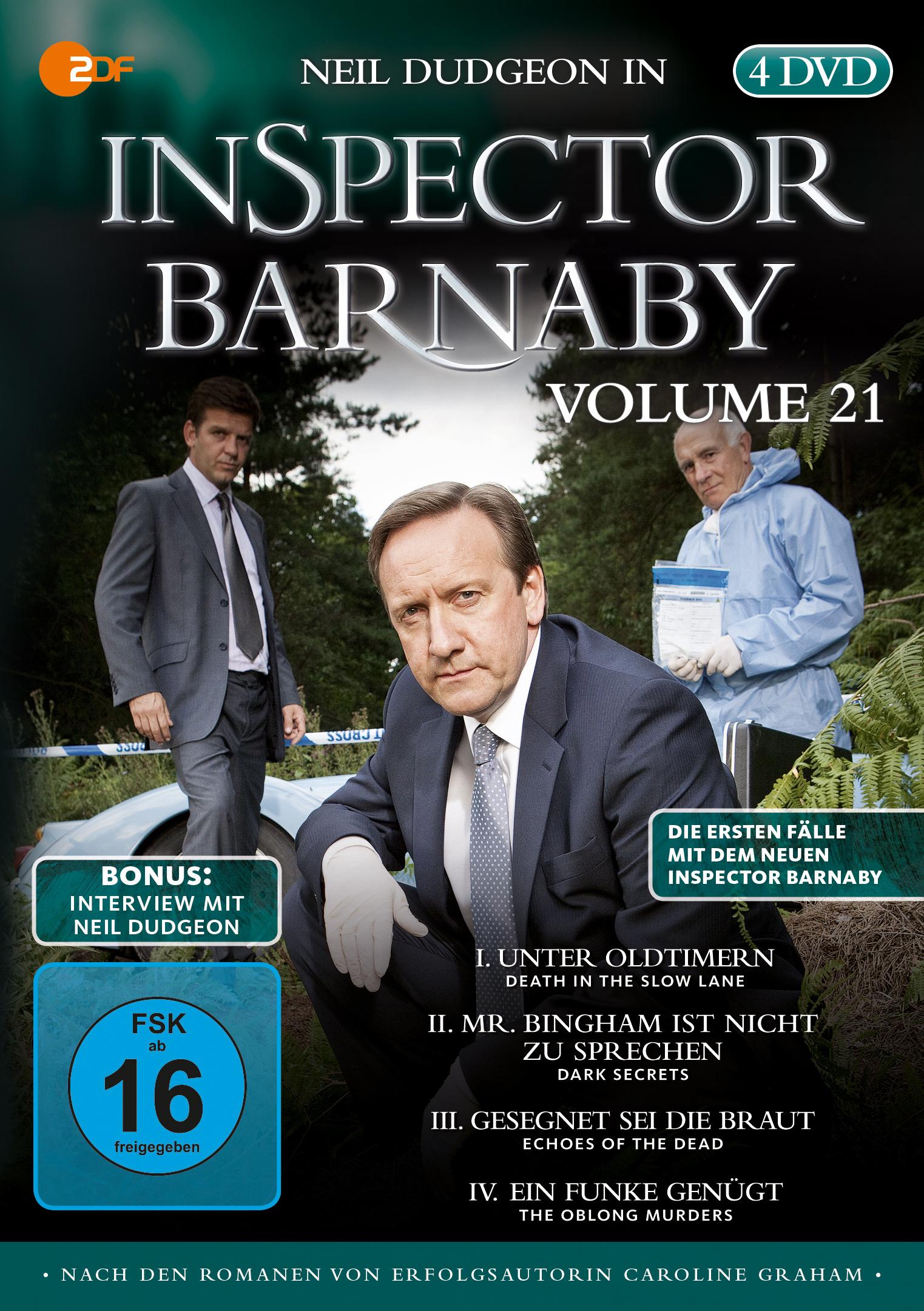 Image of Inspector Barnaby Vol. 21