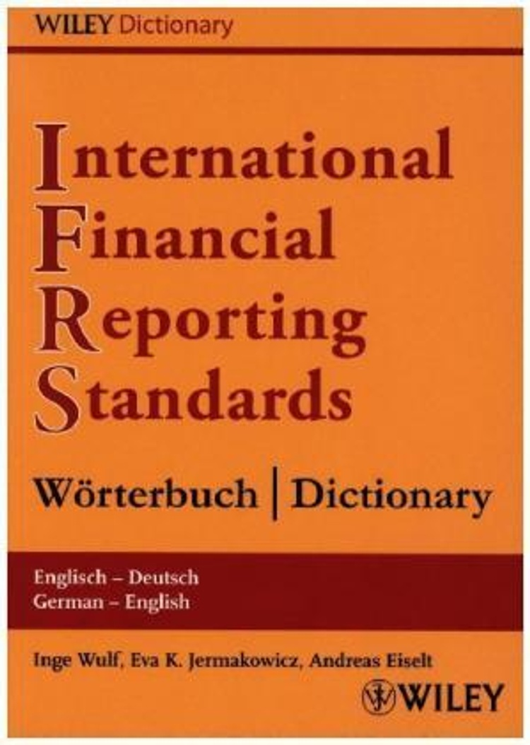 international financial reporting standards (ifrs) wörterbuch  englisch-deutsch / deutsch-englisch