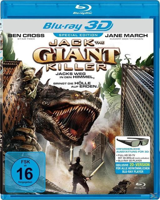 Image of Jack the Giant Killer Special Edition