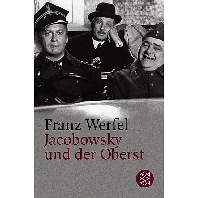 Jacobowsky und der oberst - Komödie einer Tragödie in drei Akten