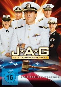 Image of JAG: Im Auftrag der Ehre - Die sechste Season