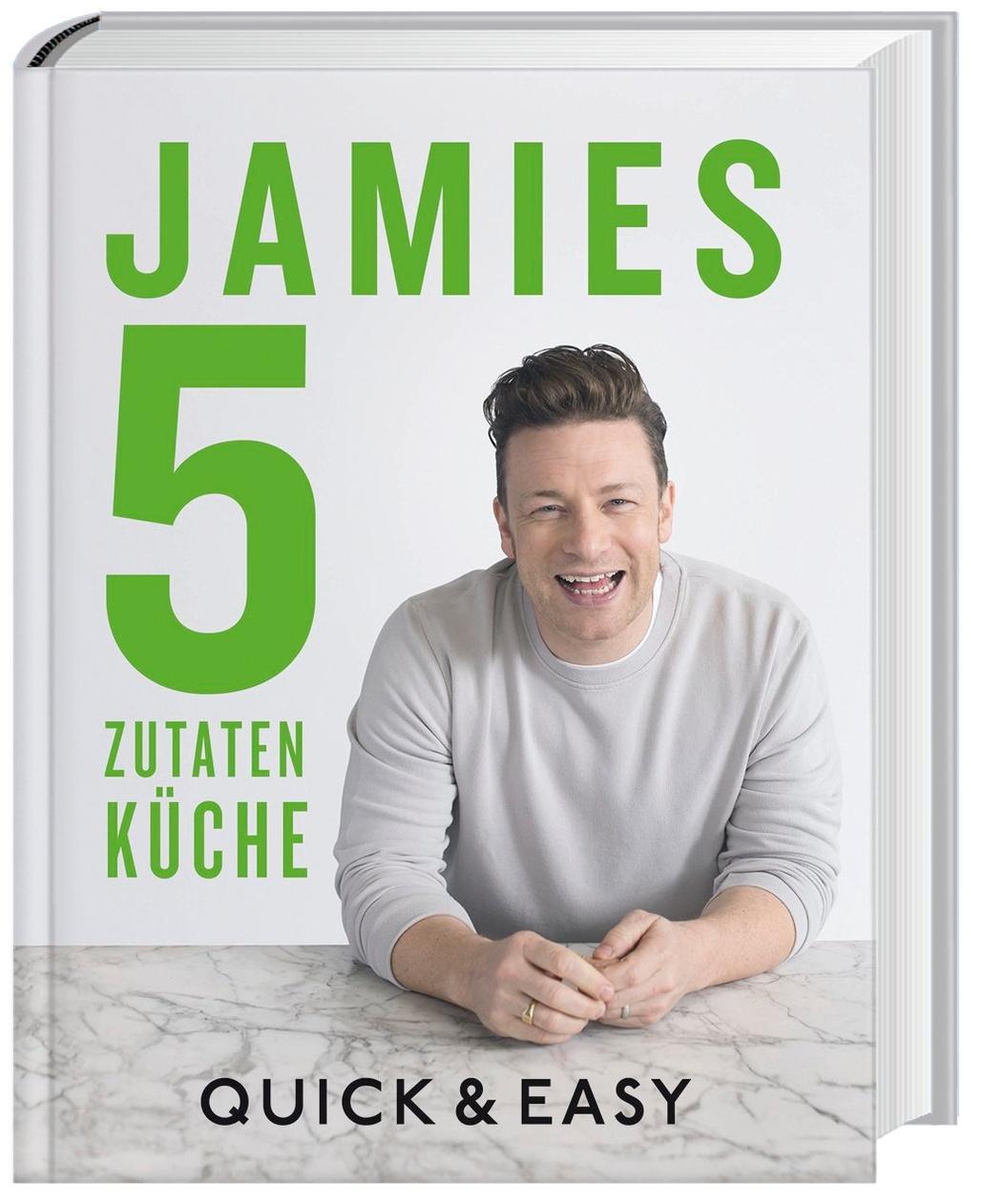 Jamies 17-Zutaten-Küche Buch von versandkostenfrei bestellen
