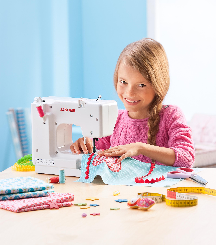 JANOME Kindernähmaschine Sew Mini deluxe bestellen   Weltbild.at