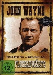 Image of John Wayne - Flussabwärts