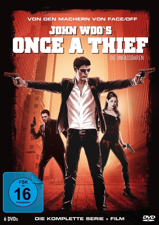 Image of John Woo's Once A Thief - Die komplette Serie