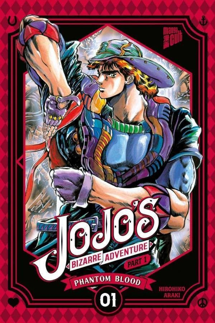 Jojo's Bizarre Adventure   Part 20 Phantom Blood