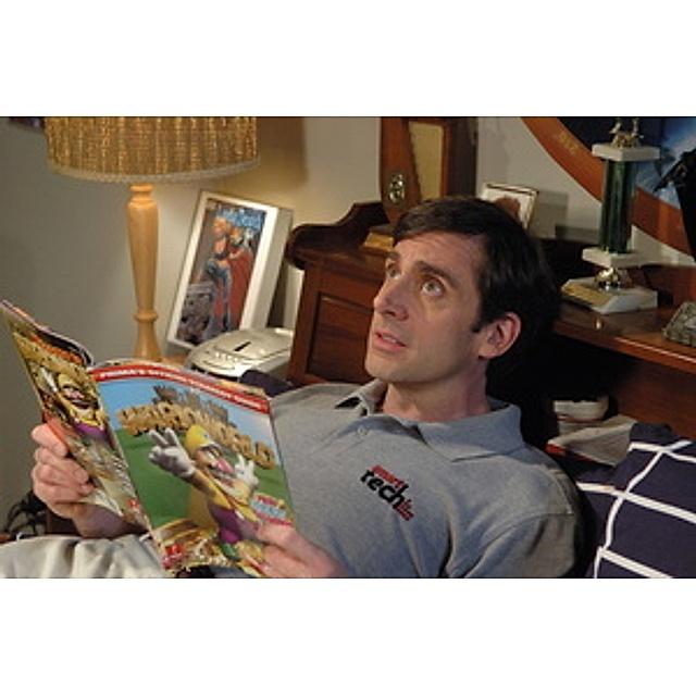 Jungfrau 40, männlich, sucht DVD bei Weltbild.at bestellen