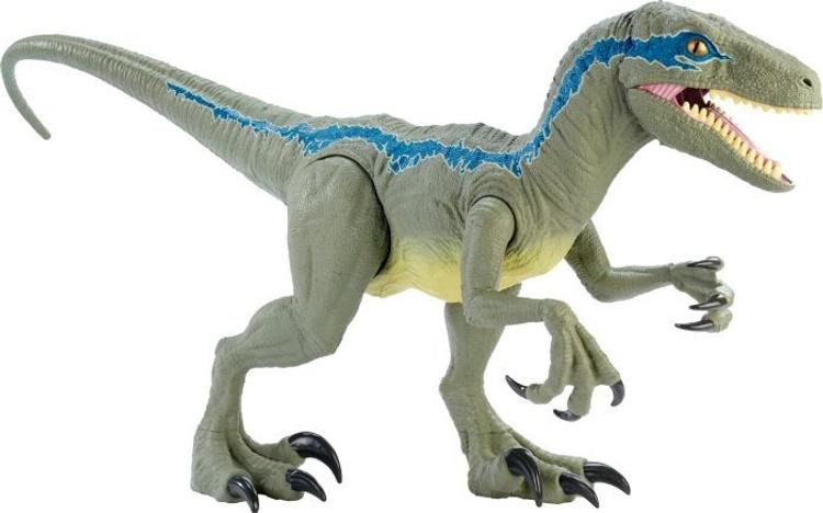 Jurassic World Riesendino Velociraptor Blue Weltbild De