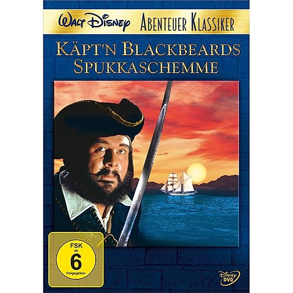 KäptN Blackbeards Spuk-Kaschemme
