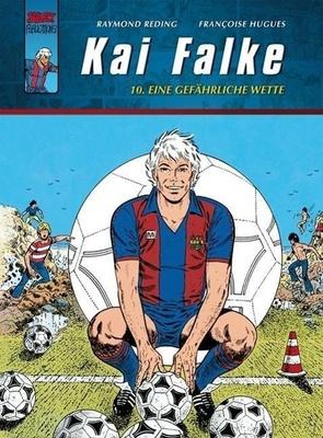 Kai Falke - Eine gefährliche Wette - dass Kai den PSG Paris Saint Germain zum Saisonende verlassen wird