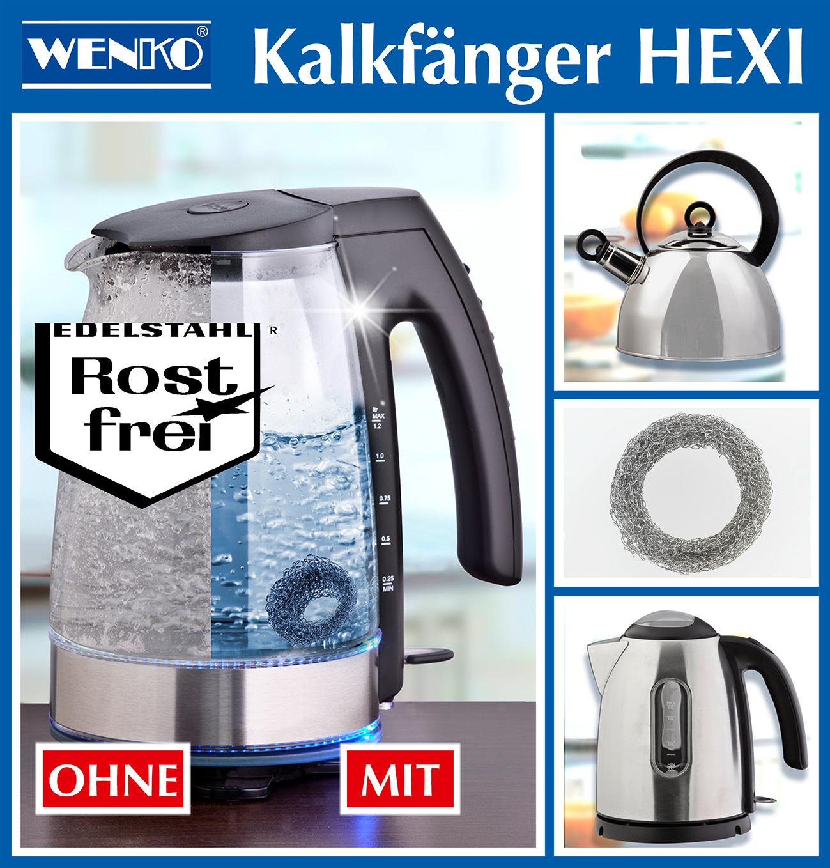 Kalkfänger Hexi   Waschbär