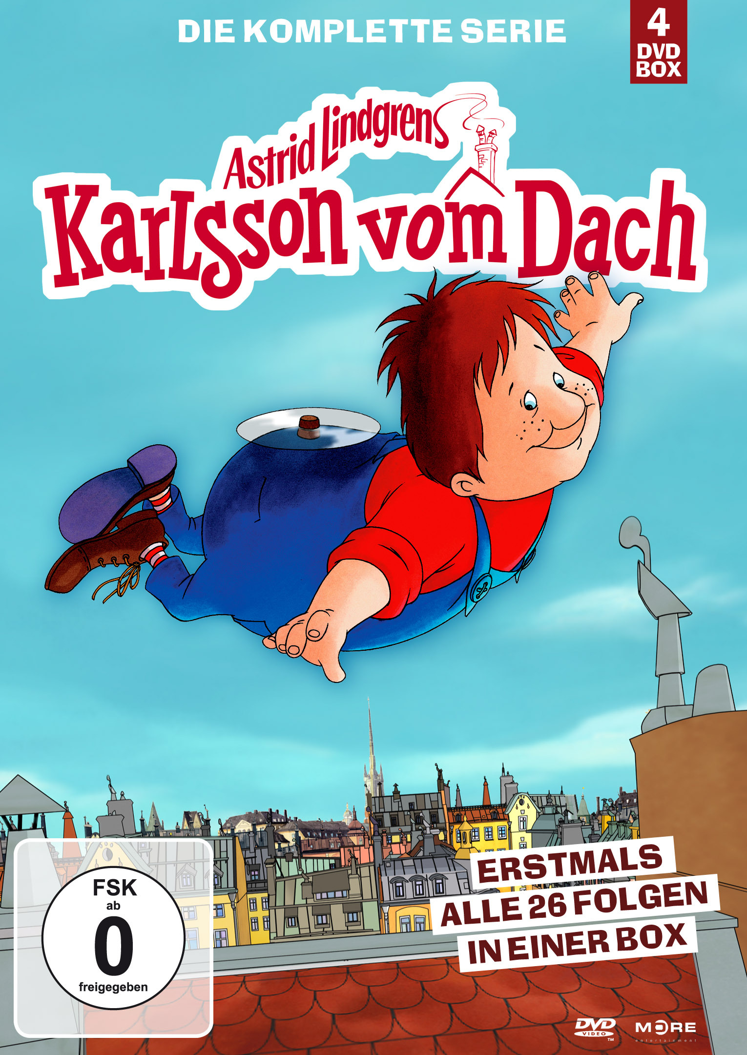 Image of Karlsson vom Dach - Die komplette Serie