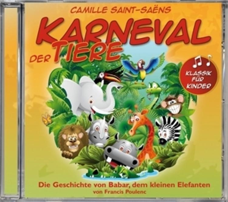 karneval der tiere cd von camille saintsaëns bei weltbildat