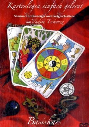 Image of Kartenlegen einfach gelernt - Basiskurs, 1 DVD