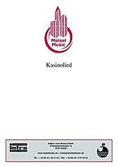 Kasinolied - eBook - Kurt Schwabach, Will Meisel,