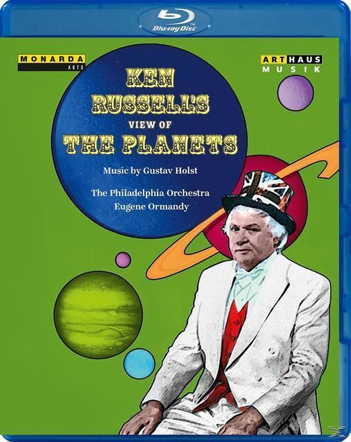 Image of Ken Russell's View of the Planets