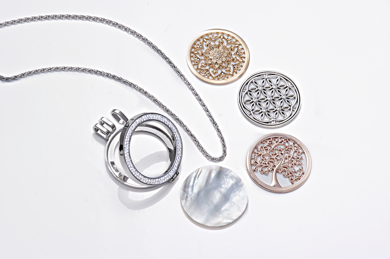 Kette Coins