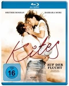 Image of Kites-Auf Der Flucht (Blu-Ra