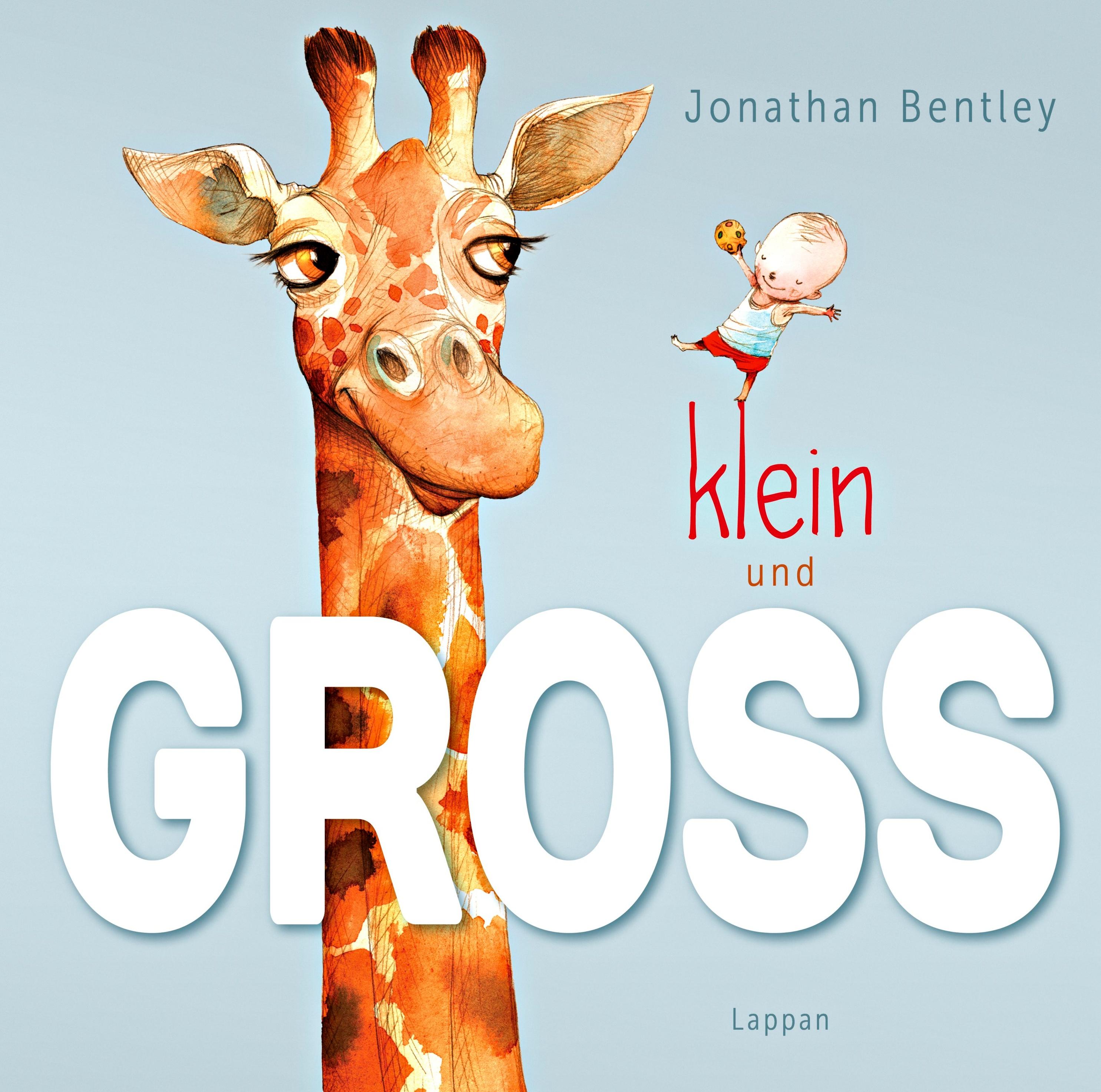 Klein und GROSS Buch von Jonathan Bentley