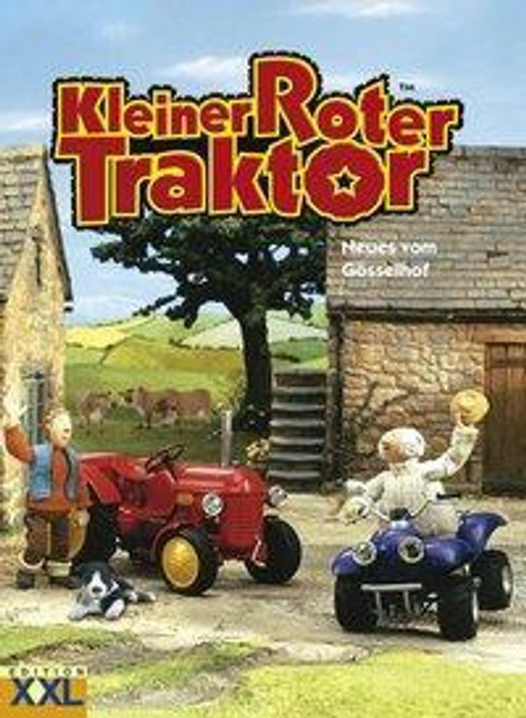 kleiner roter traktor buch jetzt online bei weltbildat