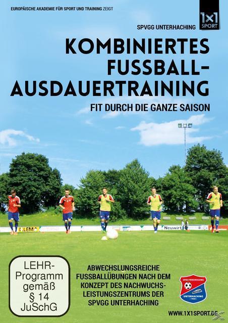 Image of Kombiniertes Fußball-Ausdauertraining