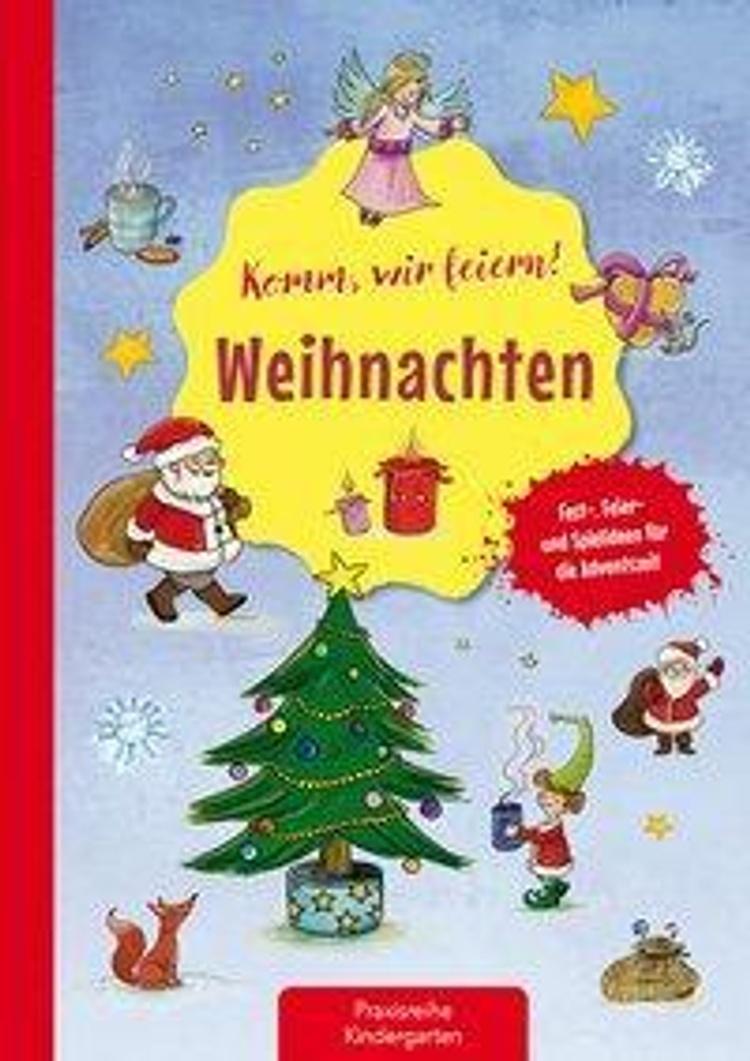 Komm wir feiern Weihnachten Buch bei Weltbild bestellen
