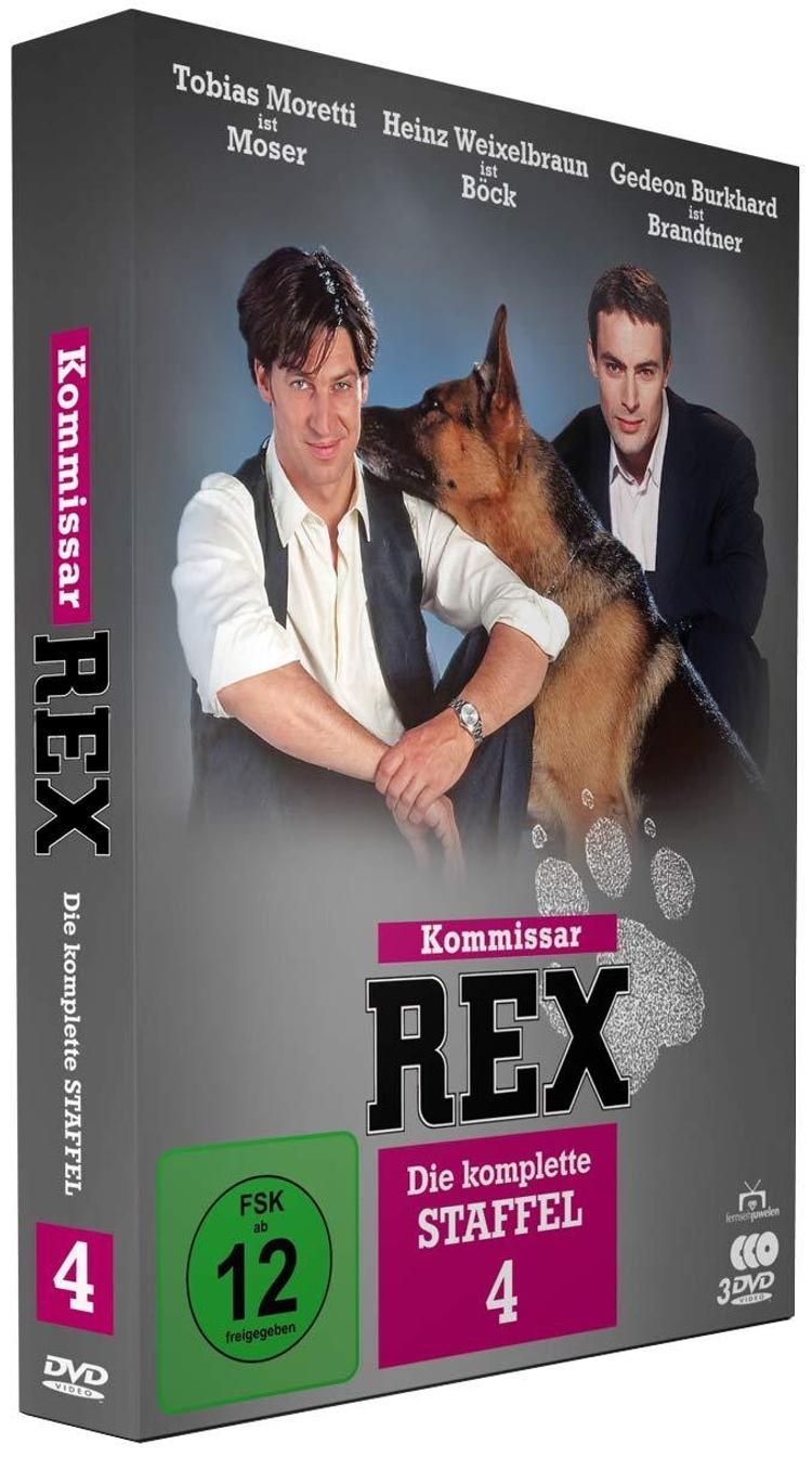 Eines schülers kommissar rex tod Hudson &