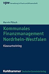 Kommunales Finanzmanagement Nordrhein-Westfalen - eBook - Marvin Pötsch,