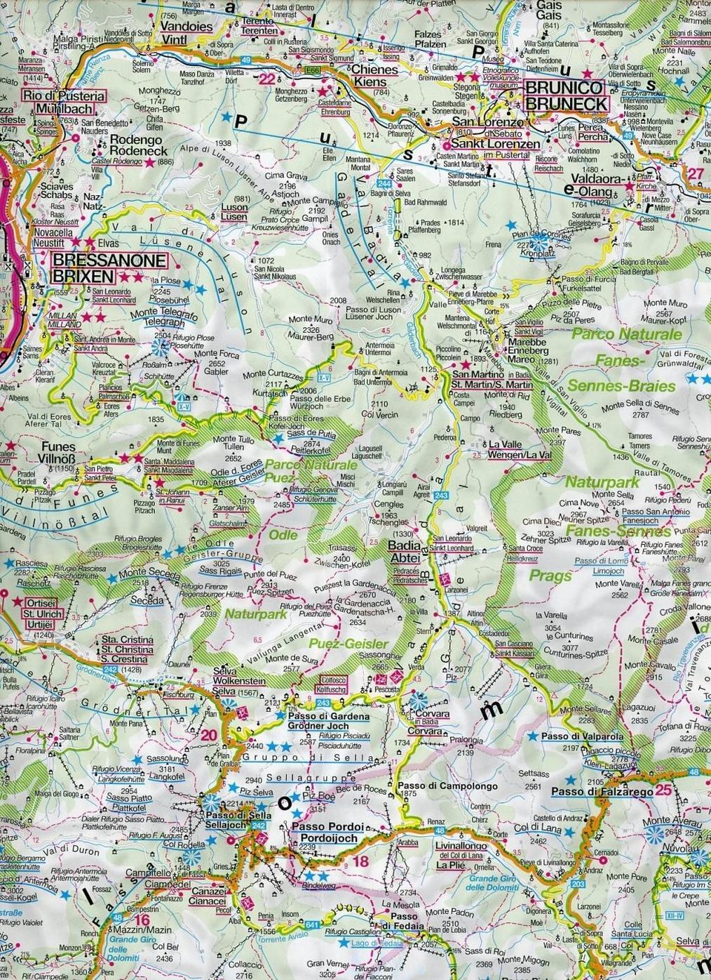 Kompass Karte Dolomiten Dolomiti Dolomites Buch Versandkostenfrei