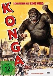 Image of KONGA-Kinofassung (digital remastered)