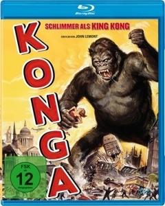 Image of KONGA-Kinofassung (in HD neu abgetastet)