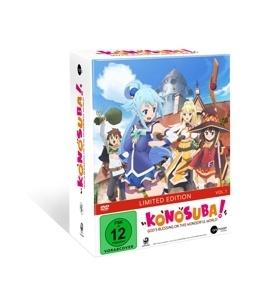 Image of KonoSuba, Vol.1