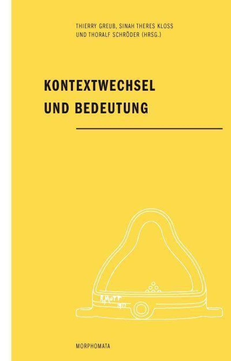 Kontextwechsel und Bedeutung Buch versandkostenfrei bei Weltbild ...