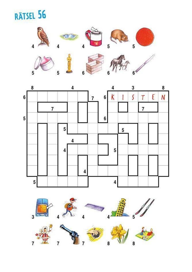 Kreuzworträtsel Jetzt