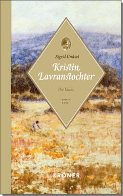 Kristin Lavranstochter - der strahlende Liebling ihres Vaters und von diesem versprochen an den Sohn eines benachbarten Bauern. Ein Leben wie im Buche