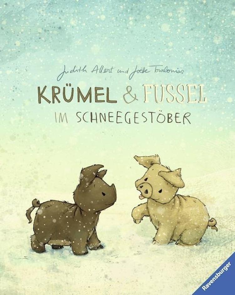 Krumel Und Fussel Im Schneegestober Buch Versandkostenfrei Weltbild De
