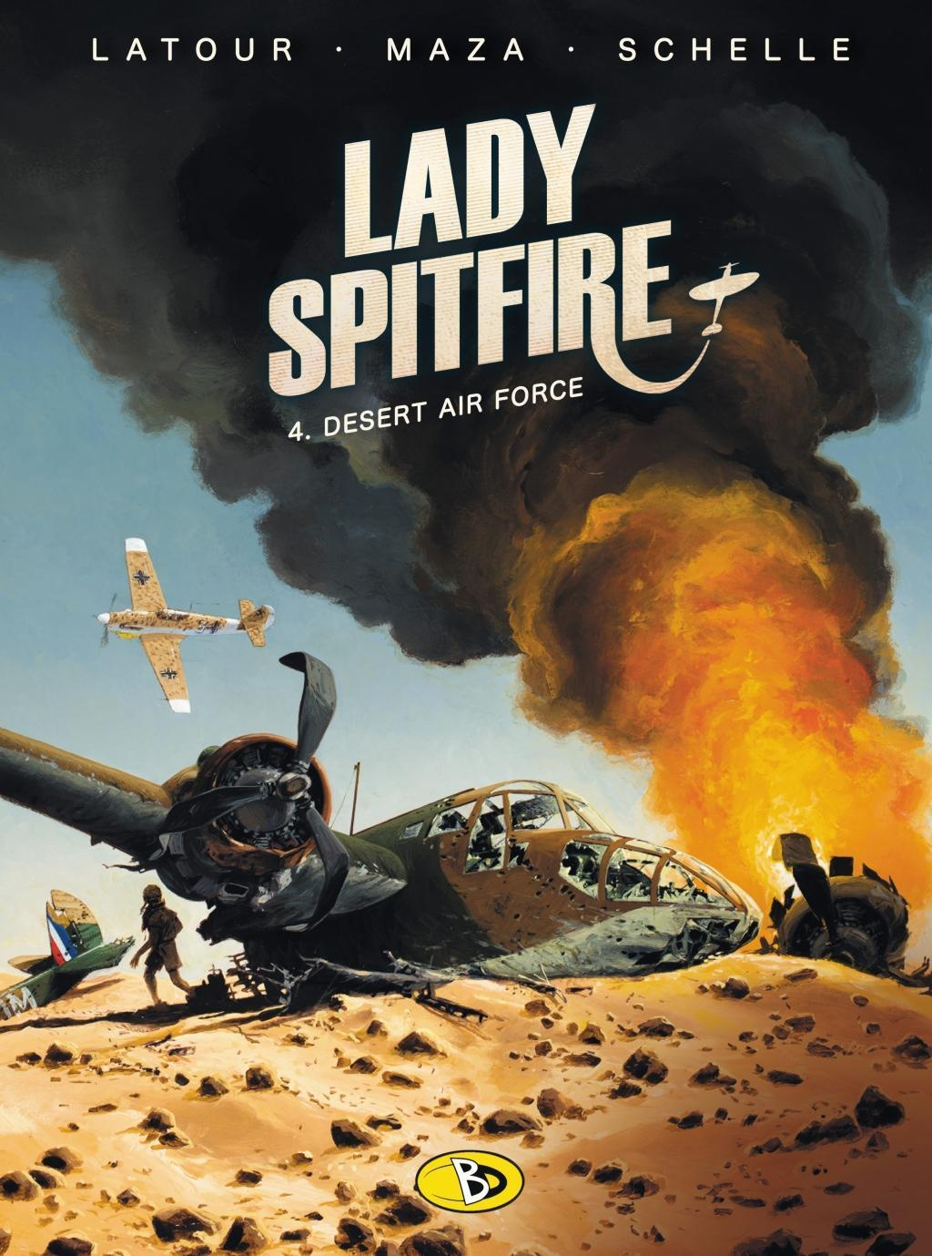 Lady Spitfire Desert Air Force Buch versandkostenfrei bei