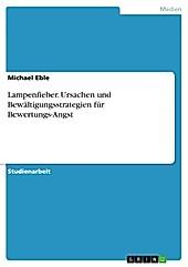 Lampenfieber - eBook - Michael Eble,
